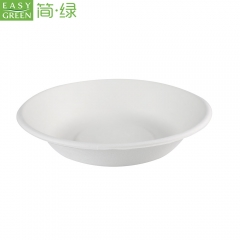 Biodegradable Bagasse Ramen Disposable Bowl With Lid