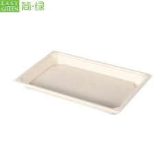 Sushi Takeaway Container Disposable With Lid For Biodegradable Food
