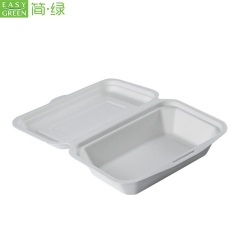 Paper Clamshell Packaging Box Can Be Customized