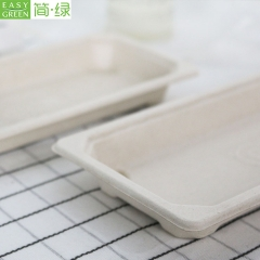 Sushi Takeaway Container Disposable With Lid For Eco Friend Food