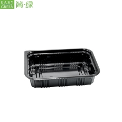 PP Takeaway Food Container Box Disposable With Lid